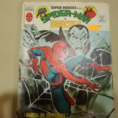 Cómics: SUPER HEROES SPIDERMAN Y DRACULA Nº 30 V 2 VOL 2 MUNDI COMICS VERTICE. Lote 53071719