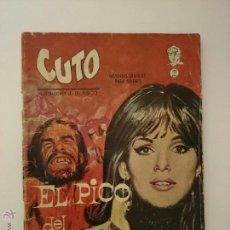 Cómics: CUTO - EL PICO DEL DIABLO - EDICIONES VERTICE. Lote 53155803