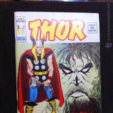 Cómics: THOR (V2) Nº 4 - 1974 - MUNDI COMICS - VERTICE - MARVEL - V-2 - MUY BUENO. Lote 53159081