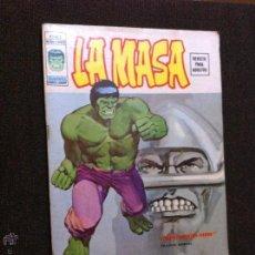 Cómics: LA MASA (V2) Nº 2 - 1974 - MUNDI COMICS - VERTICE - MARVEL V.2 - EXCELENTE. Lote 53159204