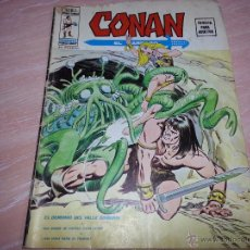 Cómics: CONAN EL BARBARO - MUNI COMICS - MARVEL COMICS GROUP - V.2 - NÚMERO 5 - 1974. Lote 53187978