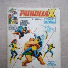 Cómics: PATRULLA X (X-MEN) Nº 17 DESASTRE / 1ª EDICION VERTICE 1970. Lote 53191318