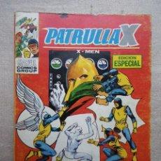 Cómics: PATRULLA X (X-MEN) Nº 9 CONTRA DOMINUS Y LUCIFER / 1ª EDICION VERTICE 1970. Lote 53192151