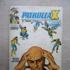 Cómics: PATRULLA X (X-MEN) Nº 7 EL ENEMIGO AL ACECHO / 1ª EDICION VERTICE 1970. Lote 53192232