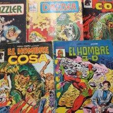 Cómics: SUPER HEROES PRESENTA - COLECCIÓN COMPLETA 5 NºS - VERTICE / MUNDICOMICS 1981. Lote 53265821