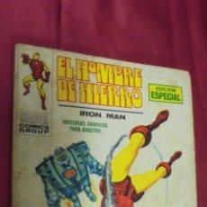Comics - EL HOMBRE DE HIERRO. VOLUMEN 1. Nº 17. EL TERRIBLE ARIETE. VERTICE. - 53284127