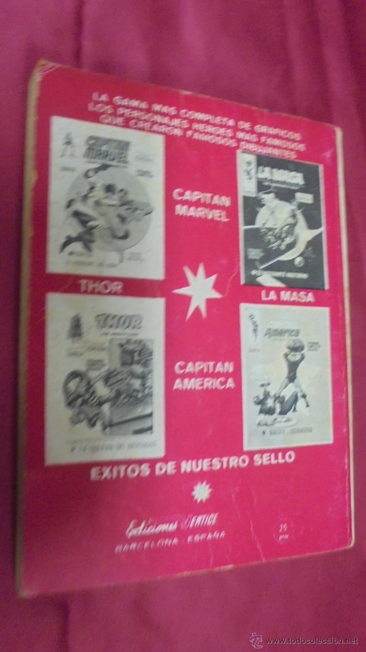 Cómics: EL HOMBRE DE HIERRO. VOLUMEN 1. Nº 17. EL TERRIBLE ARIETE. VERTICE. - Foto 5 - 53284127