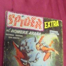 Cómics: SPIDER. EXTRA. VOLUMEN 1. Nº 22. SATÁNICA MELODÍA. VERTICE.. Lote 53286212