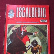 Cómics: ESCALOFRIO Nº 60 EL HIJO DE DRACULA. GENE COLAN EDITORIAL VERTICE, 1974. Lote 53286962