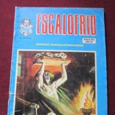 Cómics: ESCALOFRIO Nº 64 VIDA DESPUES DE NO MUERTE. GENE COLAN EDITORIAL VERTICE, 1974. Lote 53287149