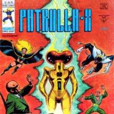Cómics: LA PATRULLA X VOLUMEN 3 NUMERO 25 VERTICE.. Lote 53418313