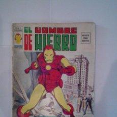Cómics: EL HOMBRE DE HIERRO - VERTICE - VOLUMEN 2 - COMPLETA + LOS 2 ESPECIALES - B E- CJ 11 - GORBAUD. Lote 53469301