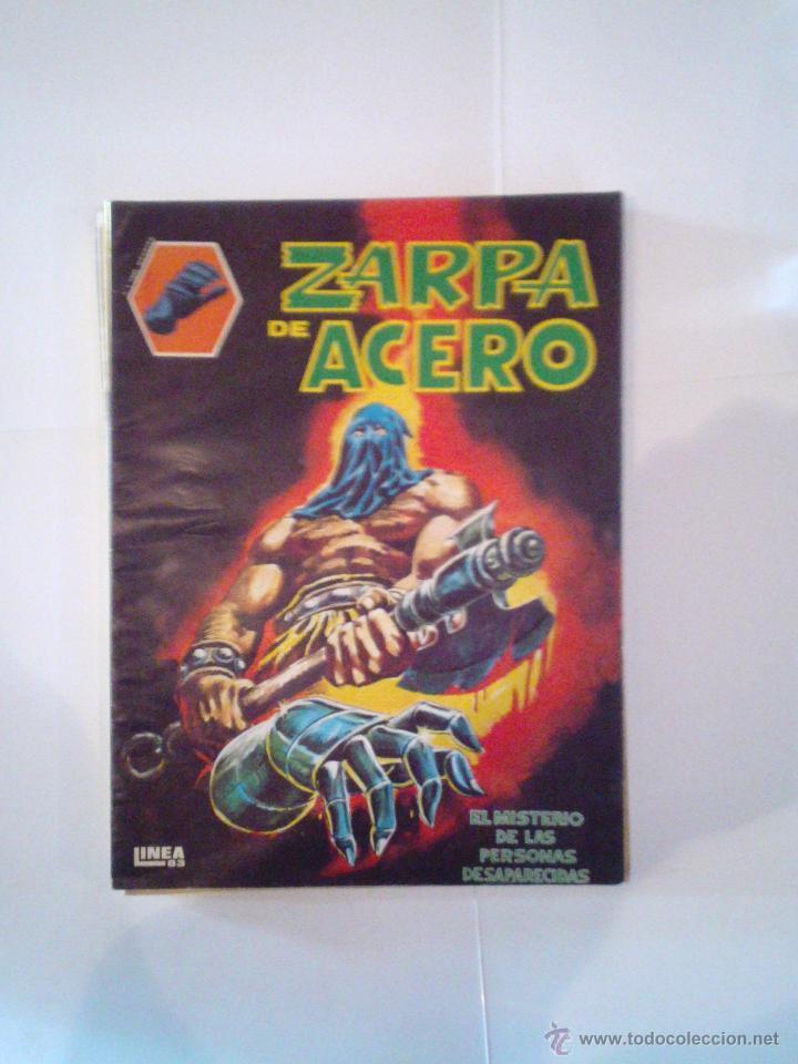 ZARPA DE ACERO - SURCO - VERTICE - COMPLETA - BUEN ESTADO - CJ 32 - GORBAUD (Tebeos y Comics - Vértice - Surco / Mundi-Comic)