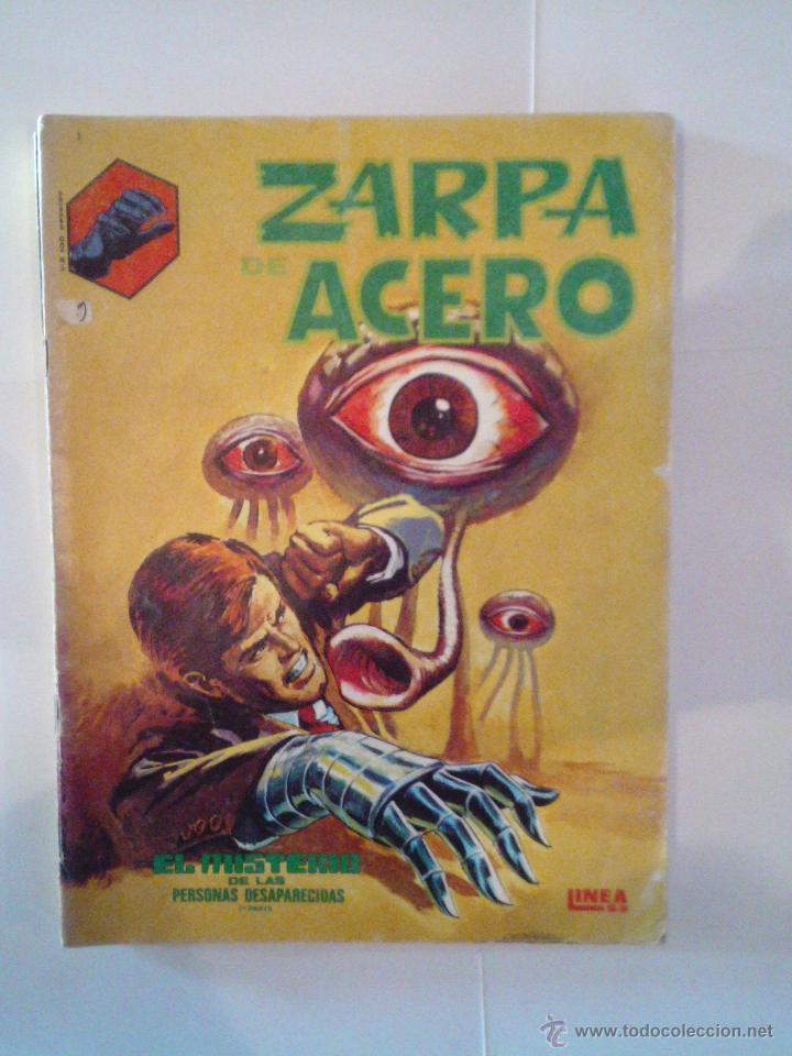 Cómics: ZARPA DE ACERO - SURCO - VERTICE - COMPLETA - BUEN ESTADO - CJ 32 - GORBAUD - Foto 3 - 53469821