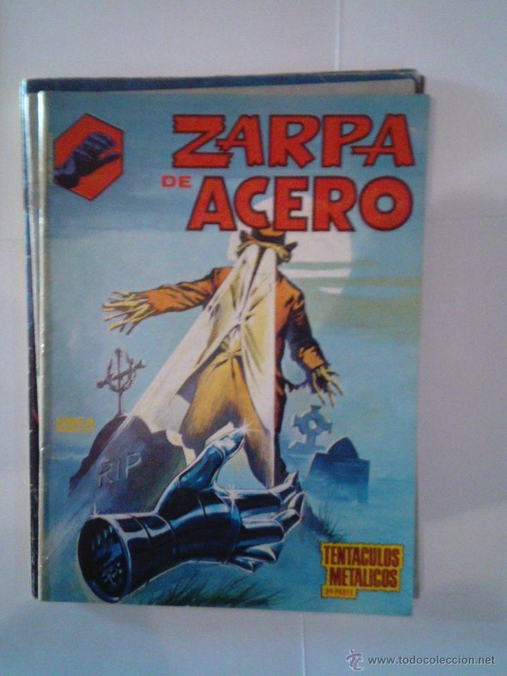 Cómics: ZARPA DE ACERO - SURCO - VERTICE - COMPLETA - BUEN ESTADO - CJ 32 - GORBAUD - Foto 4 - 53469821