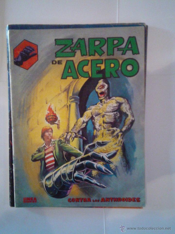 Cómics: ZARPA DE ACERO - SURCO - VERTICE - COMPLETA - BUEN ESTADO - CJ 32 - GORBAUD - Foto 5 - 53469821