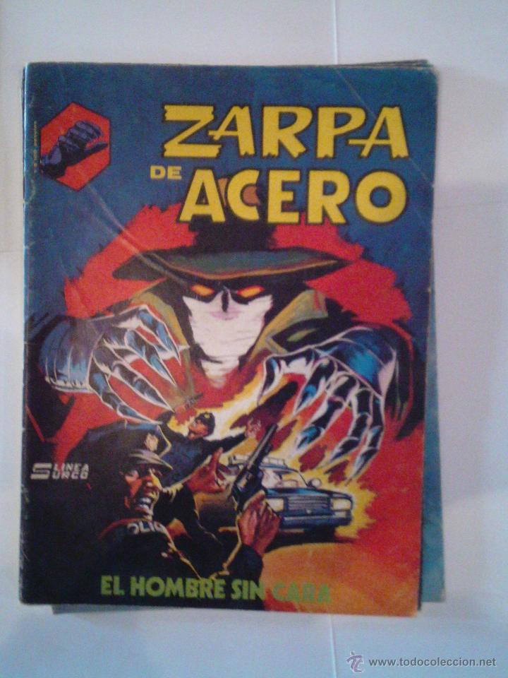 Cómics: ZARPA DE ACERO - SURCO - VERTICE - COMPLETA - BUEN ESTADO - CJ 32 - GORBAUD - Foto 6 - 53469821