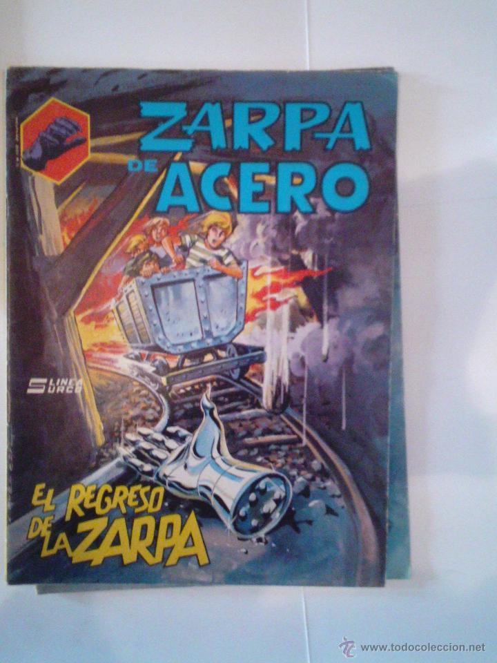 Cómics: ZARPA DE ACERO - SURCO - VERTICE - COMPLETA - BUEN ESTADO - CJ 32 - GORBAUD - Foto 7 - 53469821