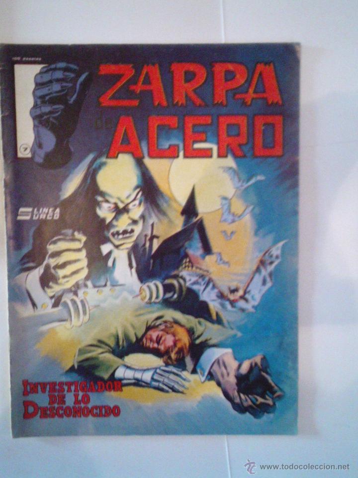 Cómics: ZARPA DE ACERO - SURCO - VERTICE - COMPLETA - BUEN ESTADO - CJ 32 - GORBAUD - Foto 8 - 53469821