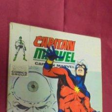 Fumetti: CAPITAN MARVEL. VOLUMEN 1. Nº 12. METAMORFOSIS. VERTICE.. Lote 53472478