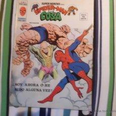 Cómics: SUPER HEROES V 2 VOL II VERTICE : SPIDERMAN Y LA COSA Nº 61 MUNDI COMICS. Lote 53571632