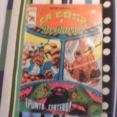 Cómics: SUPER HEROES V 2 VOL II VERTICE : LA COSA Y DAN DEFENSOR Nº 101 MUNDI COMICS. Lote 53571730