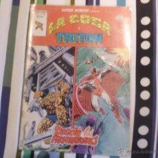 Cómics: SUPER HEROES V 2 VOL II VERTICE : LA COSA Y TRITON Nº 130 MUNDI COMICS. Lote 53571771
