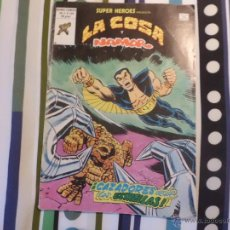 Cómics: SUPER HEROES V 2 VOL II VERTICE : LA COSA Y NAMOR Nº 134 MUNDI COMICS. Lote 53571784