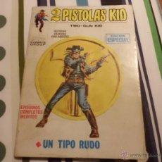 Cómics: 2 PISTOLAS KID Nº 2 VERTICE TACO V 1. Lote 53572037