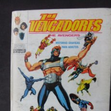 Cómics: LOS VENGADORES Nº 29 LA FURIA DE GOLIAT VERTICE TACO. Lote 54009330