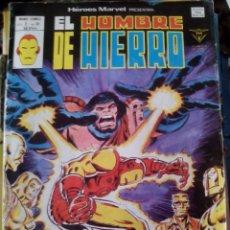 Cómics: EL HOMBRE DE HIERRO.IRON MAN.MUNDI COMICS 1979 VERTICE VOL.2 N°61. Lote 53602712