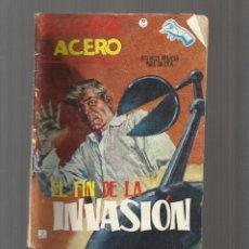 Cómics: ZARPA DE ACERO Nº 17. Lote 53613812