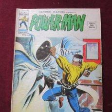 Cómics: HEROES MARVEL Nº 29 VOL. 2. POWER-MAN ¡EL FANTASMA DE LA CALLE 42! VERTICE. V. 2. TEBENI POWERMAN. Lote 53617901