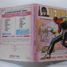 Cómics: TENAX EL INVENCIBLE Nº 9.. EDICIONES VERTICE TACO. 1972.. Lote 53619461