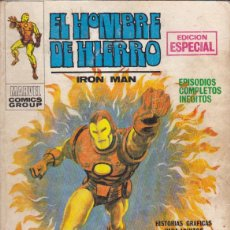 Cómics: COMIC HOMBRE DE HIERRO VOL.º 1 Nº 11. Lote 53664482