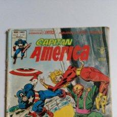 Cómics: CAPITAN AMERICA - VERTICE - VOL 3 NUMERO 42 - AÑO 1980. Lote 53691459