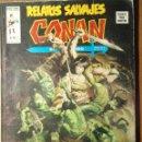 Cómics: RELATOS SALVAJES CONAN VOLUMEN 1 DE VERTICE Nº17 EN GRAPA. Lote 53692335