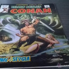 Cómics: RELATOS SALVAJES - CONAN VOL 1 Nº 84. Lote 53694478