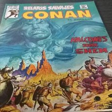 Cómics: RELATOS SALVAJES - CONAN - VOL 1 Nº 76. Lote 53694414