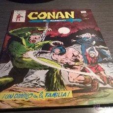 Cómics: CONAN EL BARBARO - VOL 2 Nº40. Lote 53695099