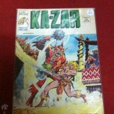 Cómics: VERTICE V.2 KA-ZAR NUMERO 9. Lote 114995376