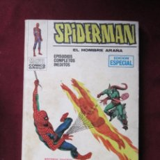 Cómics: SPIDERMAN VOL. 1. Nº 8. ¡CONTRA EL DUENDECILLO VERDE!. VERTICE V. 1. TEBENI 25 PTAS . Lote 53776654