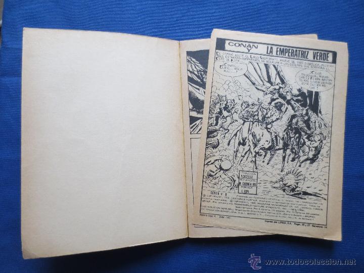 Cómics: MARVEL - TACO VÉRTICE VOLUMEN 1 - CONAN N.º 8 - LA EMPERATRIZ VERDE - Foto 2 - 53786315