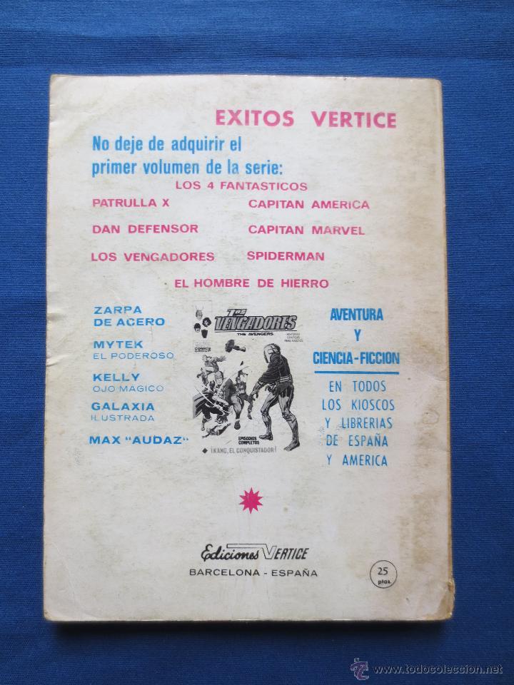 Cómics: MARVEL / TACO VÉRTICE VOLUMEN 1 - CAPITÁN AMÉRICA N.º 7 - LA LLEGADA DEL HALCÓN - EDICIÓN ESPECIAL - Foto 3 - 53786597