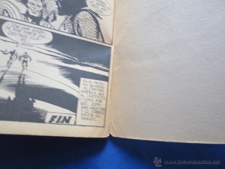 Cómics: MARVEL / TACO VÉRTICE VOLUMEN 1 - CAPITÁN AMÉRICA N.º 7 - LA LLEGADA DEL HALCÓN - EDICIÓN ESPECIAL - Foto 4 - 53786597