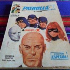 Cómics: VÉRTICE VOL. 1 PATRULLA X Nº 1. 30 PTS. 1973. HOMBRES X. CON RAREZA. . Lote 53802575
