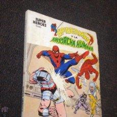 Cómics: SUPER HEROES PRESENTA SPIDERMAN Y ANTORCHA HUMANA - Nº2 VERTICE V1 TACO - EDICIONES INTERNACIONALES. Lote 53850060