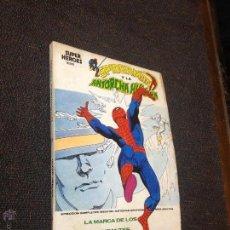 Cómics: SUPER HEROES PRESENTA SPIDERMAN Y ANTORCHA HUMANA - Nº6 VERTICE V1 TACO - EDICIONES INTERNACIONALES. Lote 53850076
