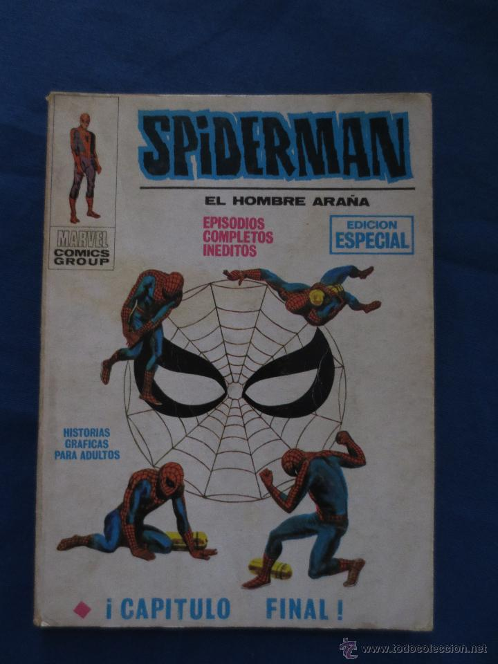 TACO VÉRTICE VOLUMEN 1 - SPIDERMAN N.º 12 - ¡CAPITULO FINAL! - EDICIÓN ESPECIAL - (Tebeos y Comics - Vértice - Super Héroes)