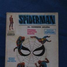 Cómics: TACO VÉRTICE VOLUMEN 1 - SPIDERMAN N.º 12 - ¡CAPITULO FINAL! - EDICIÓN ESPECIAL -. Lote 53932965